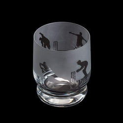 Dartington Crystal Aspect Tumbler Cricket