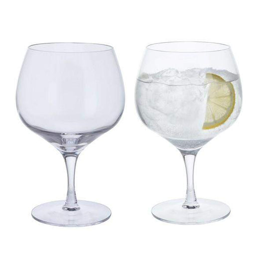 Dartington Crystal Bar Excellence Gin Copa Pair