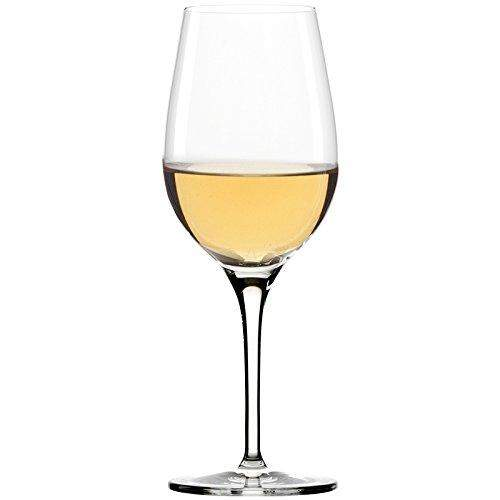 Dartington Crystal Set Of 6 White Wine Glasses
