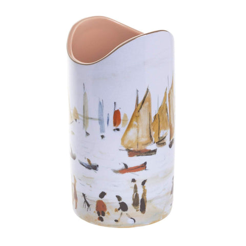 John Beswick Silhouette D'art Vases - Lowry Yachts