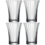 LSA Aurelia Tumbler 340ml - Set of 4