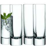 LSA Bar Long Drink Glasses - Set of 4