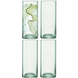 LSA International Canopy Beer Glass 520ml Clear x4