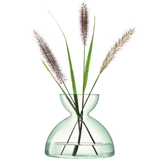 LSA International Canopy Vase H18cm Clear