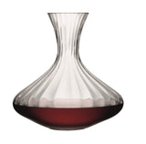 LSA Aurelia Carafe filled with Red Wine