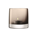 LSA Light Colour Tea Light Holder 8.5 cm - Mocha