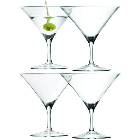 LSA Bar Martini Glasses