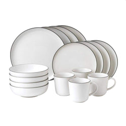 Gordon Ramsay Bread Street 16 Piece Set - White