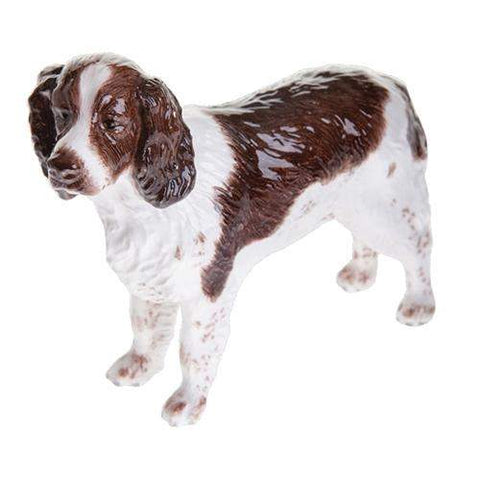 John Beswick English Springer Spaniel Liver & White