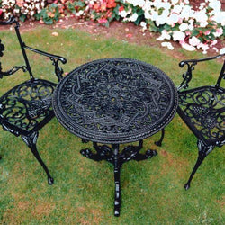 Jardine Leisure Grape Round Table