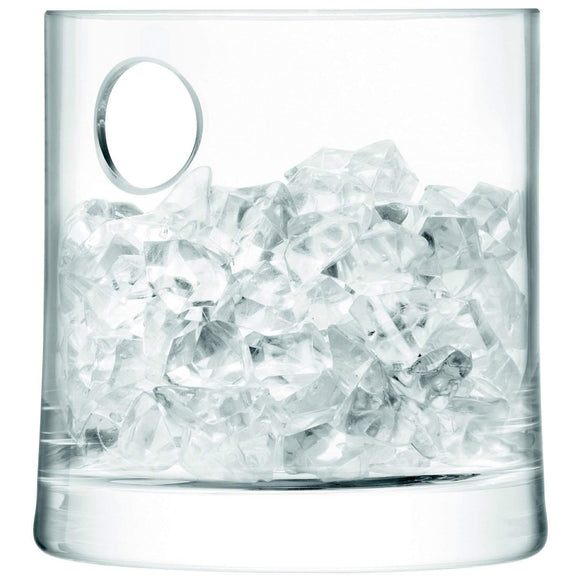 LSA International Gin Ice Bucket H14cm Clear