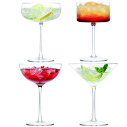LSA Lulu Champagne/Cocktail Glasses - x4
