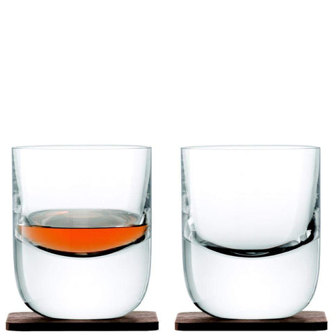 LSA Whisky Renfrew Tumbler Glasses