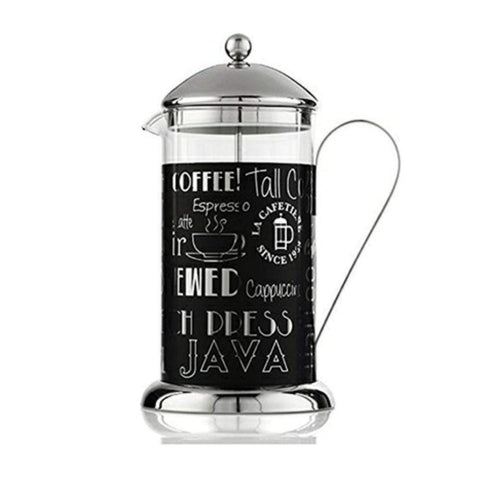 La Cafetière Wake Up and Smell the Coffee Cafetieres - Black