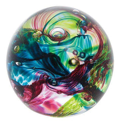 Caithness New Joy Paperweight - Lime