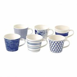 Royal Doulton Pacific Mugs - Set of 6