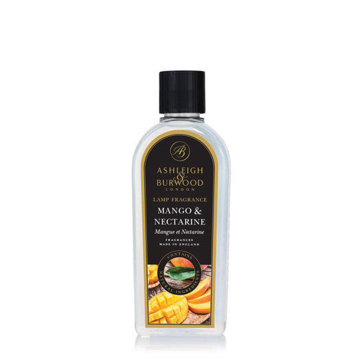 Ashleigh & Burwood Mango & Nectarine Lamp Fragrance 500ml