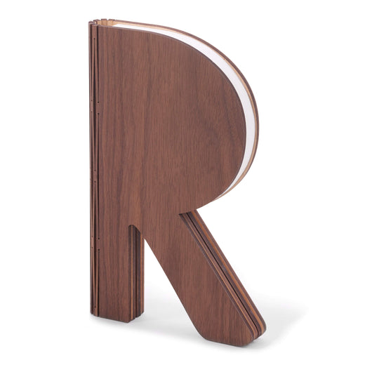 Gingko - The R Space Lamp - Walnut