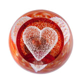 Caithness Special Moments Paperweight - Hearts