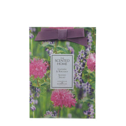 The Scented Home Sachets Lavender & Bergamot