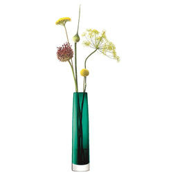 LSA International Stems Vase H30cm Marine Green