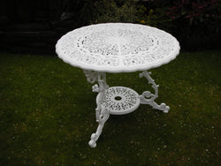 Jardine Leisure Victorian Round Table