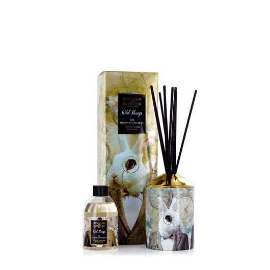 Ashleigh & Burwood Wild Things Diffuser Sir Hoppingsworth -  Brandy, Vetiver, Cashmere