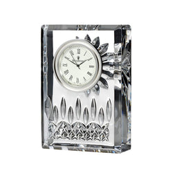 Waterford Lismore Clock 11cm/4.5in