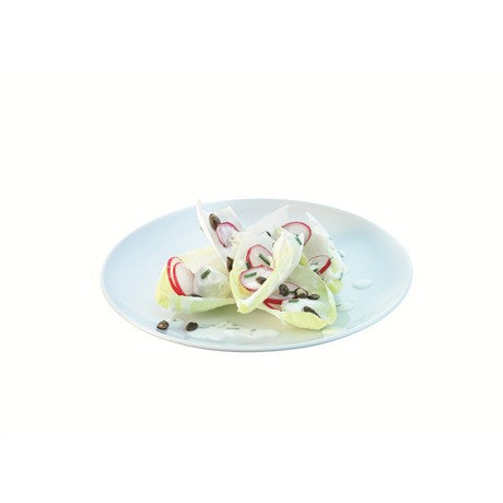LSA Dine Starter/Dessert Plate Coupe 20cm - Set of 4