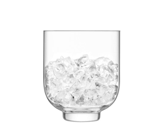LSA International Bar Ice Bucket H15cm Clear