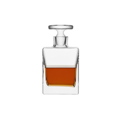 LSA Quad Decanter - Clear