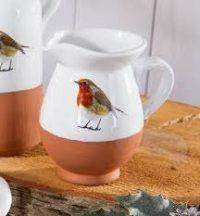 Divine Distribution Rustic Robin Mini Jug