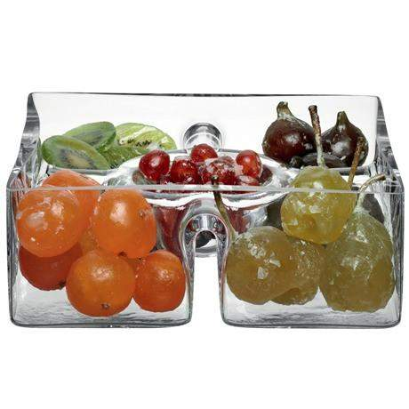 LSA Serve Square platter