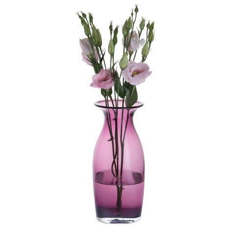 Dartington Crystal Finbarr Bottle Amethyst 24cm