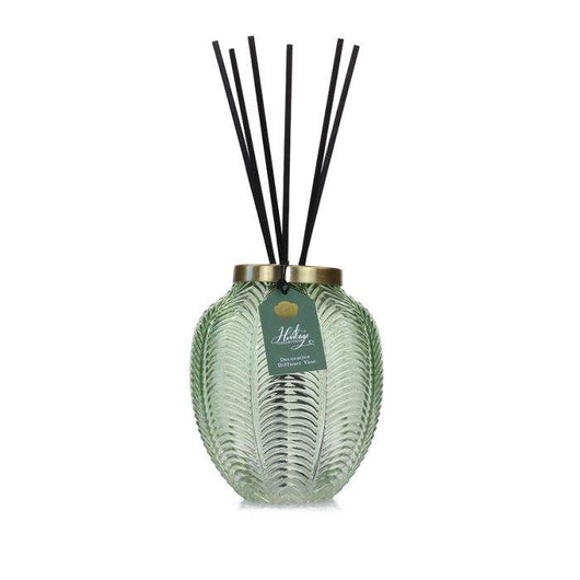 Ashleigh & Burwood The Heritage Collection Diffuser Vessel Green