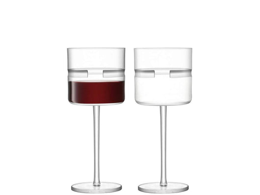 LSA International Horizon Red Wine Glass Clear Full