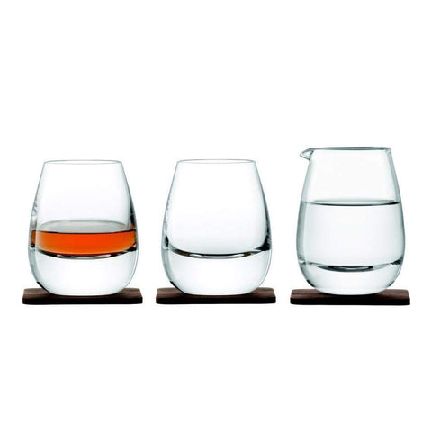 LSA Whisky Islay Set of 2 Tumblers and Jug Set