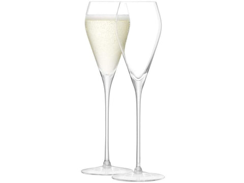 LSA Wine Prosecco Glass 250ml - Set of 2