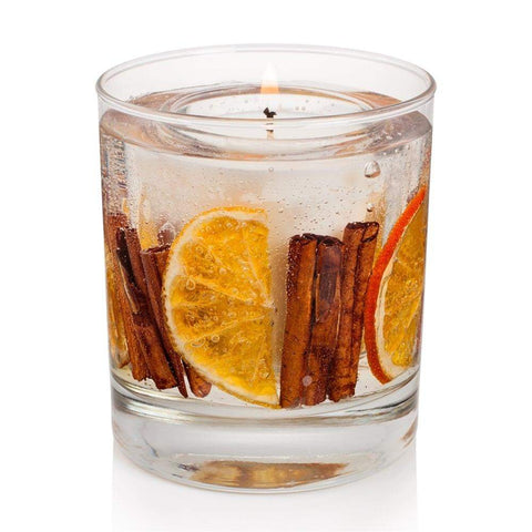 Stoneglow Seasonal Collection - Cinnamon & Orange Gel Tumbler
