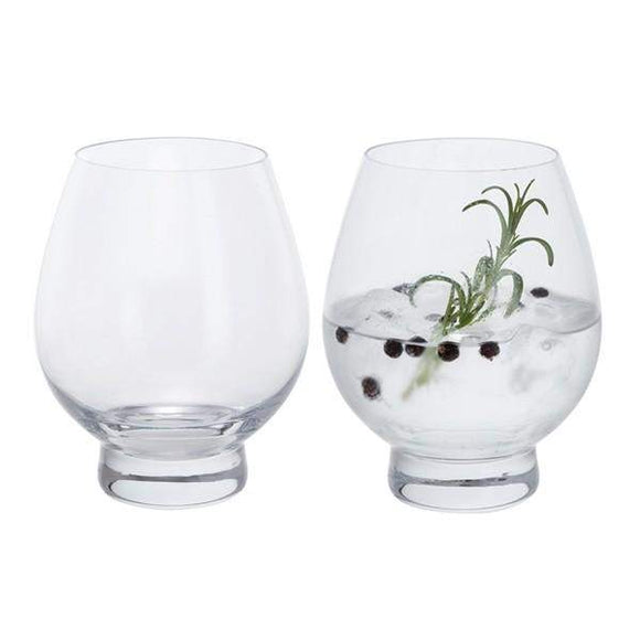 Dartington Gin Connoisseur Gin Tumbler Pair