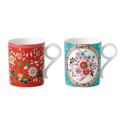 Wedgwood Wonderlust Mug Small Set of 2