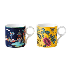 Wedgwood Wonderlust Mug Large Set of 2