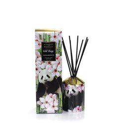 Ashleigh & Burwood Wild Things Diffuser Pandamonium - Peony, Apple, Jasmine