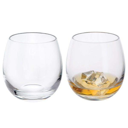 Dartington Whisky Tumbler Pair