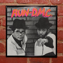 "Run D.M.C<br>Run-DMC<br>12"" Vinyl Clock"