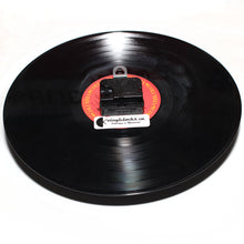 "Chicago<br>If You Leave Me Now<br>12"" Vinyl Clock"