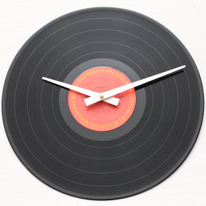 "Aerosmith<br>Toys In The Attic<br>12"" Vinyl Clock"
