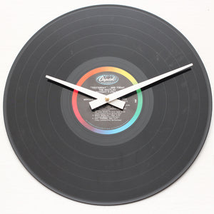 "The Beatles<br>Yesterday And Today<br>12"" Vinyl Clock"