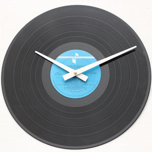 "A Flock Of Seagulls<br>A Flock Of...<br>12"" Vinyl Clock"