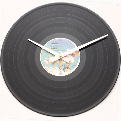 "The Go-Go's<br>Vacation<br>12"" Vinyl Clock"